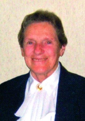 Portrait von Martha Berchtenbreiter geb. Müller