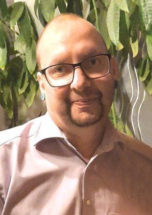Portrait von Peter Berger geb. Korczmarek