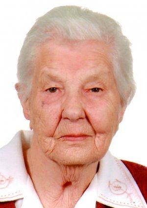 Portrait von Erna Berns geb. Dollinger