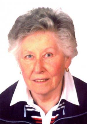 Portrait von Rosa Dittel geb. Zinsmeister