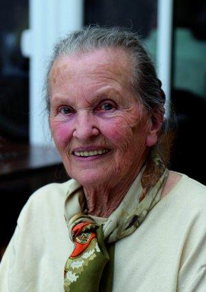 Portrait von Rosemarie Lehmeier geb. Reich