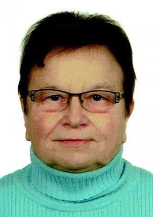 Portrait von Friederike Mayr geb. Reinl